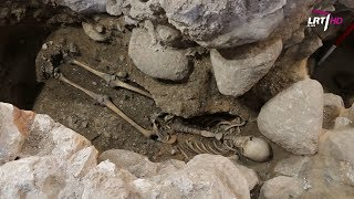 Ant Gedimino kalno surasti 1863-1864 m. sukilimo vadų palaikai II Vestuvinis Sierakausko žiedas