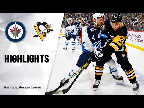 Sports Wrap with Ron Potesta - Penguins Fall To Jets