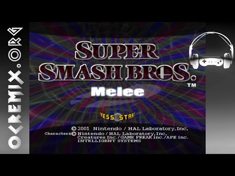 OC ReMix #3202: Super Smash Bros. Melee 'Together, We Fly' [Fire Emblem] by Nabeel Ansari