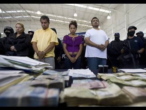 Dispatch: Mexican Cartels' Money Movement