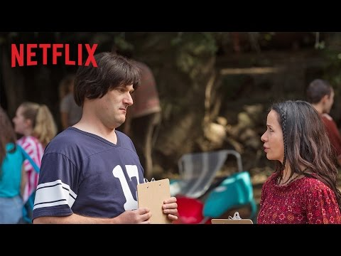 Wet Hot American Summer: First Day of Camp  Featurette  Netflix HD