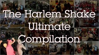 Repeat youtube video The Harlem Shake | Ultimate Compilation [ONLY THE BEST]