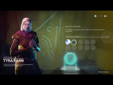 Destiny 2 Where to Redeem Rockstar Loot Codes In-game