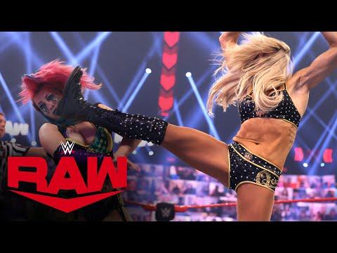 Asuka, Mandy Rose & Dana Brooke vs. Charlotte Flair, Nia Jax & Shayna Baszler: Raw, May 10, 2021