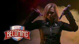 Black Widow   Marvel Becoming