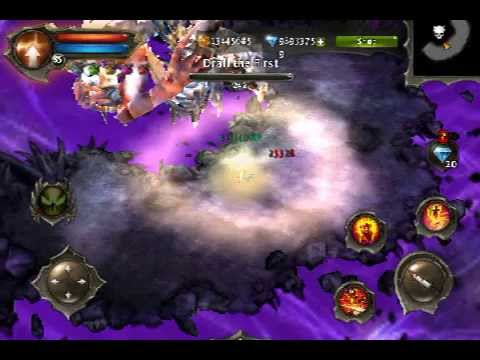 Dungeon Hunter 4 - Ultimate Weapon (Lv84 VS Boss Lv242)