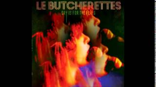 Le Butcherettes - Your Weakness Gives Me Life