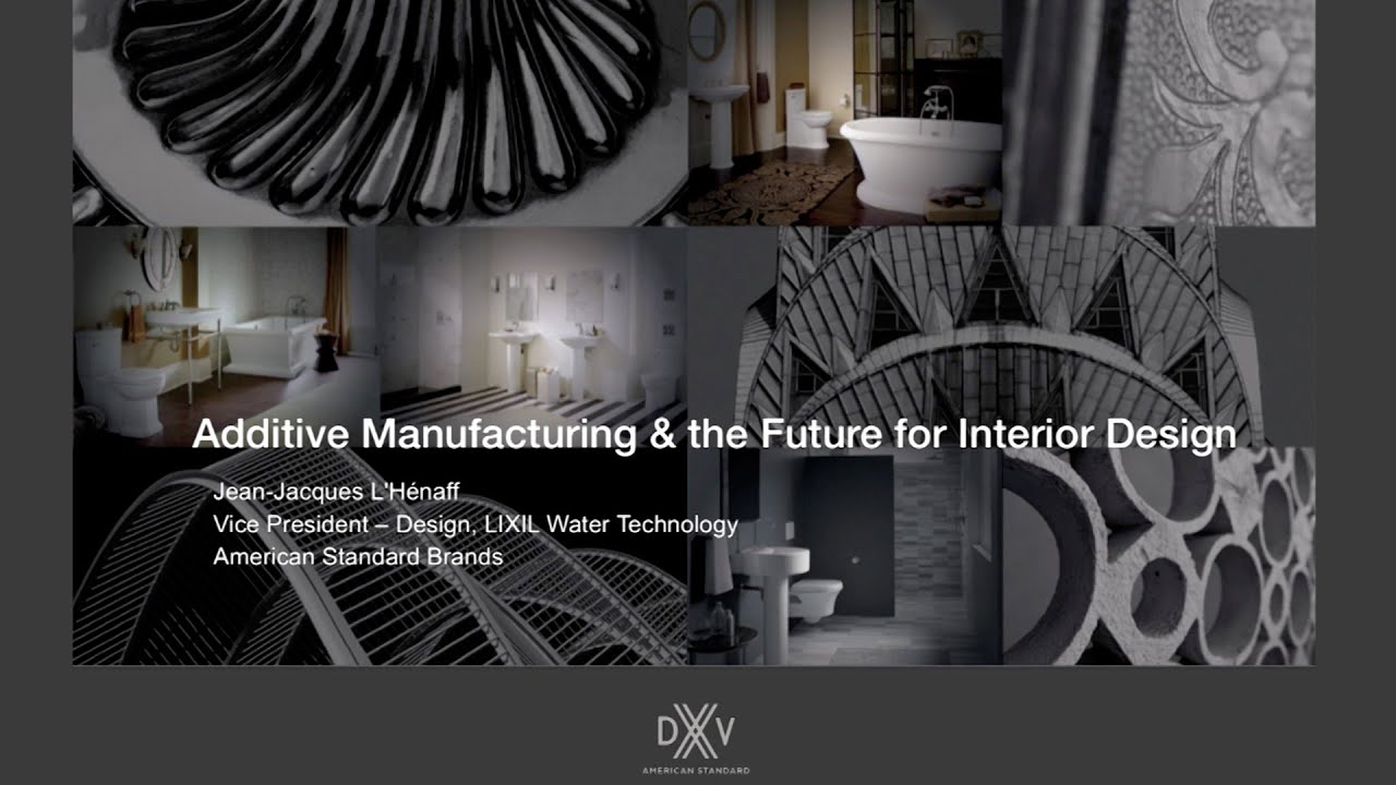 3D Printing and the Future for Interior Design