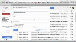 Formation Gmail (Vidéo 6) - Comment classer vos emails automatiquement
