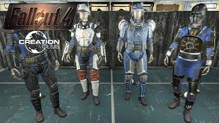 AWESOME ARMOR PAINT - Fallout 4: Creation Club (Part 10)