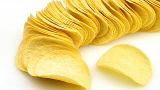 The Real Reason Pringles Aren't Actually Potato Chips