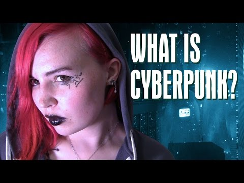 Why Do We Love Cyberpunk?