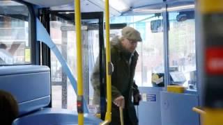 2: An accessible bus journey (audio described)