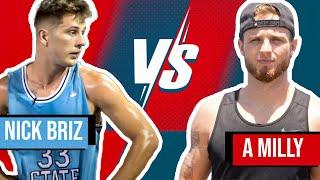 Austin Mills vs Nick Brizz - 1v1 Basketball 🔥