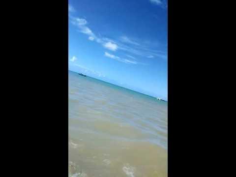 Praia de Camboinha João pessoa Paraíba
