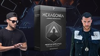 Hexagon Style Sample & Presets Pack 🎶