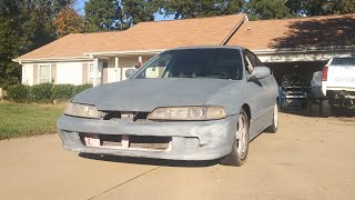 New $600 Integra Project Car (can it make it on a almost 2 hour drive home?)