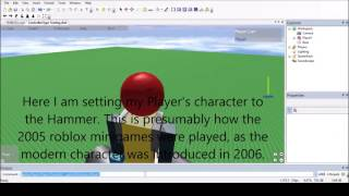 """[Roblox] - Demonstration of the deprecated """"Controller"""" feature"""