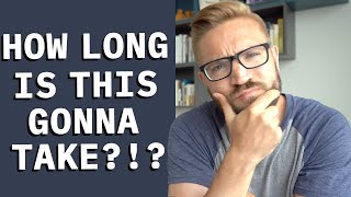 How long to become a software developer?