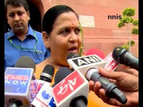 Proud To Have Partook In Ram Temple Movement Uma Bharti