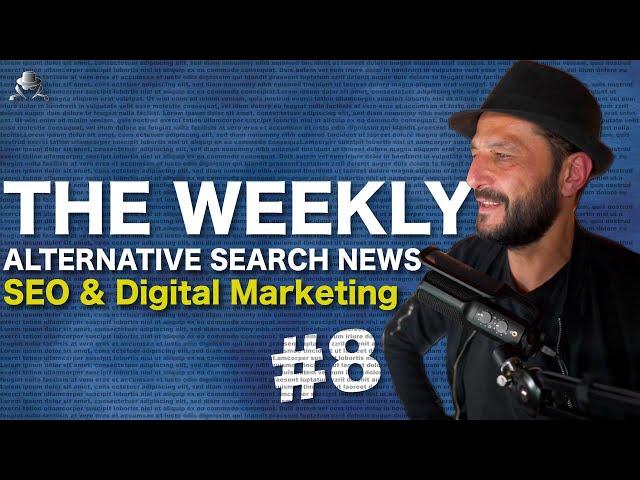 More Google stuff than you can swallow - Alternative Search News #8 - 2020, Week 31 - SEOConspiracy