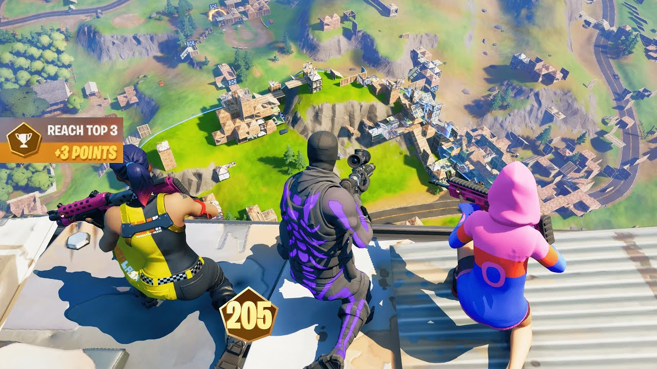 Download how to win a fortnite tournament