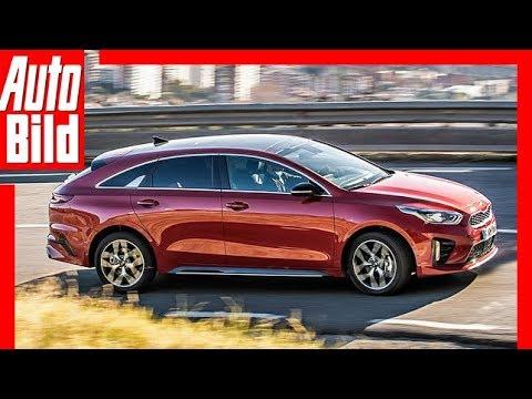 Kia Proceed Gt 2019 Erste Fahrt Test Review Youtube