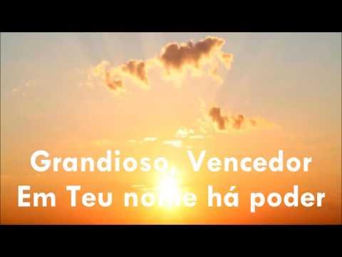 Dono do mundo - Fernandinho COM LEGENDA  LETRA