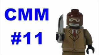 Custom Made Minifigure #11: TF2 Red Spy