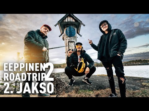 Suomen itäisin piste! - #2 EEPPINEN ROADTRIP 2