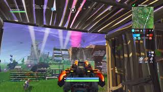 TURRET SPREE - Fortnite Battle Royale
