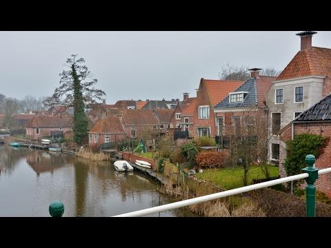 Northern Holland - Winsum & 4 other Groningen villages on 'wierden' [Feb. 19, 2017]
