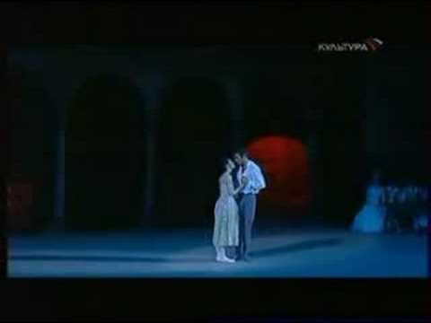 Manon : Alina Cojocaru & Johan Kobborg . Pas de deux