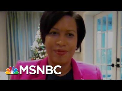 Washington D.C. Braces For Pro-Trump Rallies   Morning Joe   MSNBC