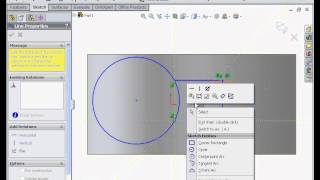 How to extrude a surface   SOLIDWORKS Tutorials  Surface Design