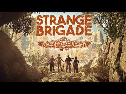 Strange Brigade Gameplay |