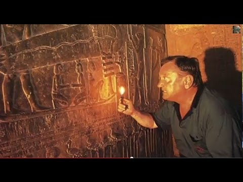 UFO Sightings Secrets Tombs Discoverd! Connection With E.T. Erich Von Däniken Explains! 2014