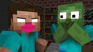 Monster School BEST ALL EPISODES FUNNY COMPILATION Minecraft Animation