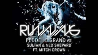 Download Fedde Le Grand, Sultan & Ned Shepard feat. Mitch Crown - Running (Festival Mix) MP3 song and Music Video