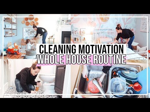 Clean With Me 2019 | EXTREME CLEANING MOTIVATION!