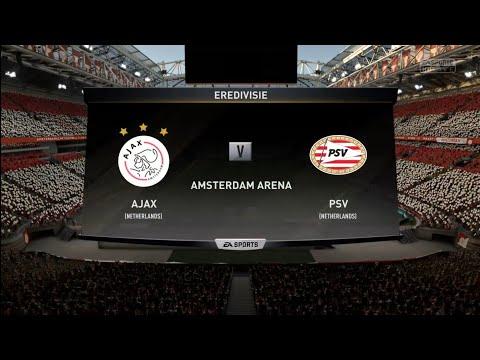 FIFA 18 | Eredivisie | Ajax v PSV | Amsterdam ArenA