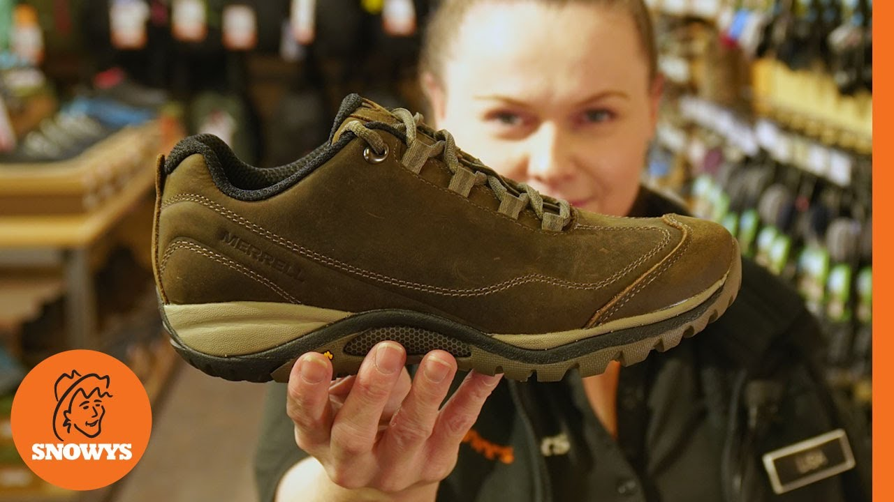 Merrell Womens Siren Traveller 3 Walking Shoe