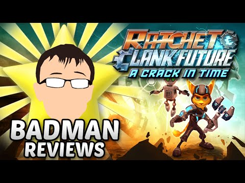 Ratchet & Clank: A Crack In Time  Review - Badman