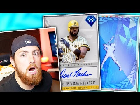RIPPING NEW PACKS FOR 99 DAVE PARKER! MLB The Show 19   Diamond Dynasty
