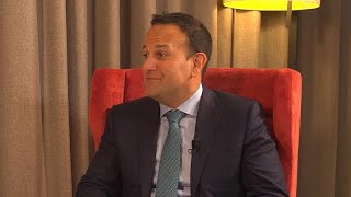 "Brexit ""act of self harm"", Irish PM tells Euronews Video"