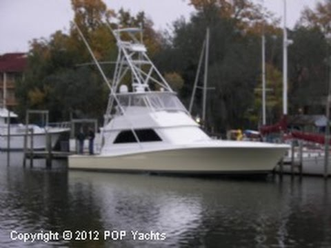 UNAVAILABLE Used 1997 Viking 50 Convertible Sportfish In