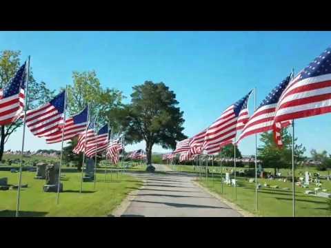 St Edward Nebraska Cemetery 2017