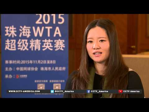 Retired player Li Na talks China's future in tennis