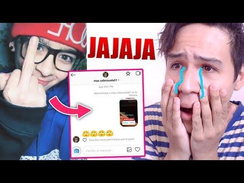 MAX VALENZUELA ME ENVIÓ ESTE MENSAJE! | -Critica a Max Valenzuela (EL NIÑO DE MUSICAL.LY)