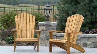 Wood Adirondack Chairs Wooden Adirondack Armchair